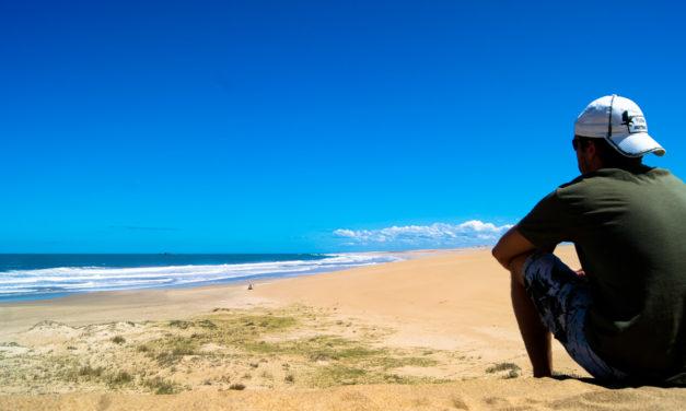 Mi primer verano en Uruguay