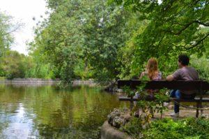 Una mañana en el Jardín El Capricho