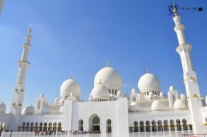 Escala en Abu Dhabi