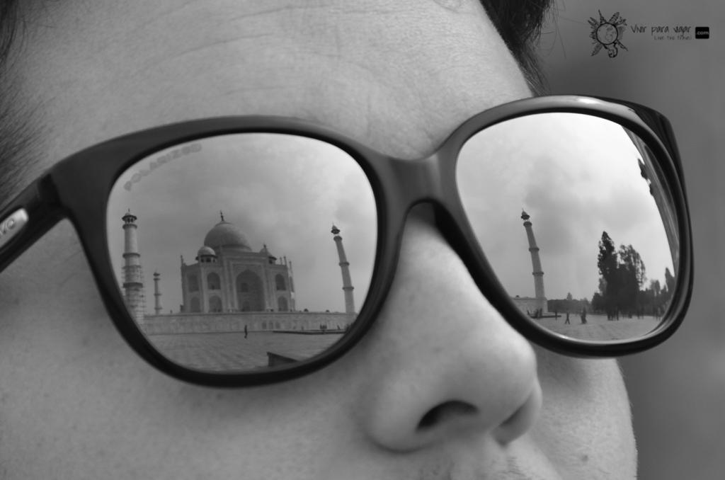 Cuando vimos el Taj Mahal con nuestros propios ojos