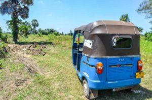 TUK TUK DIARY 9: El largo camino a Jaffna