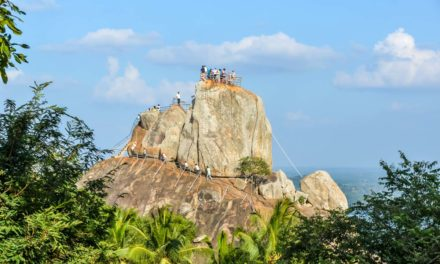 TUK TUK DIARY 8: Un día en Mihintale, cuna del budismo en Sri Lanka