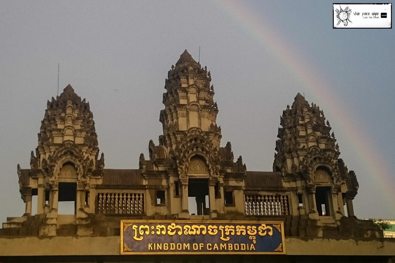 6 cosas que me llamaron de atención de Siem Reap