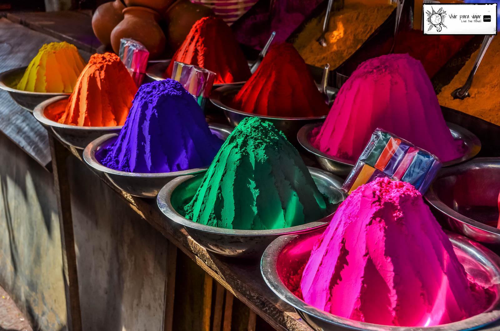 Scented Memories of the Devaraja Market in Mysore, India