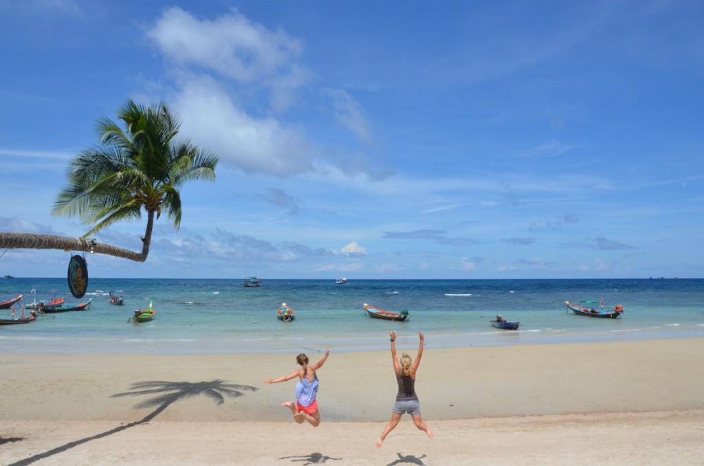 2 Sairee Beach Koh Tao - 3714
