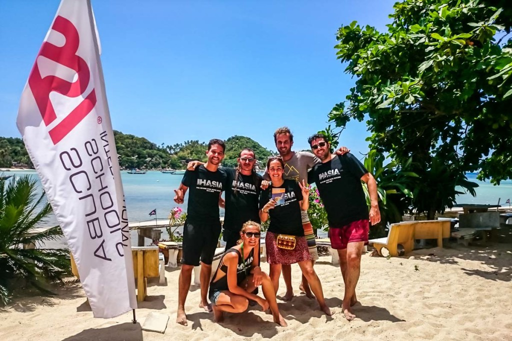 koh tao for beginners-
