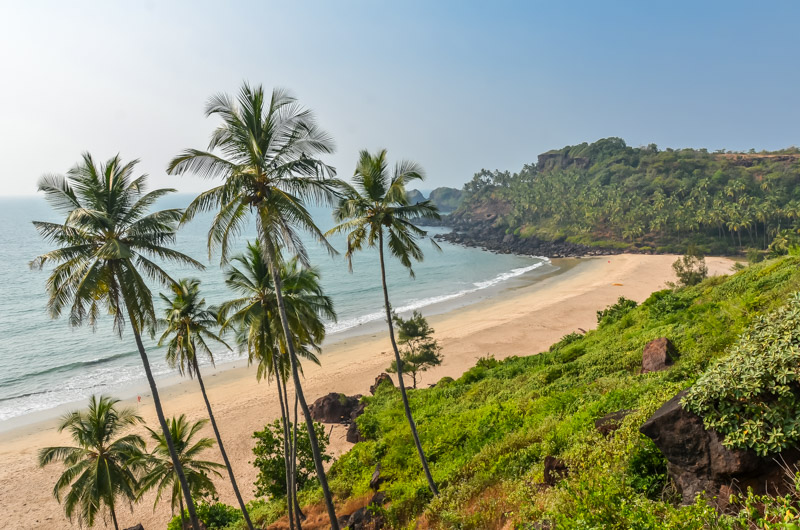 Playa-Palolem-India