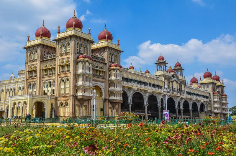 Palacio-Mysore-Palace