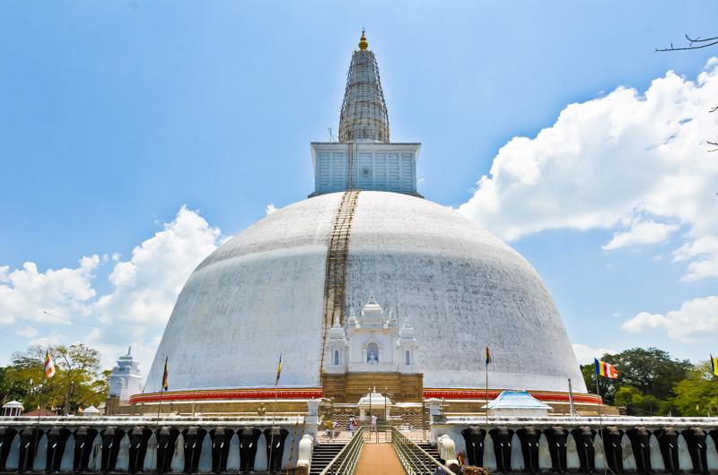 Anuradhapura-Budismo-Sri-Lanka