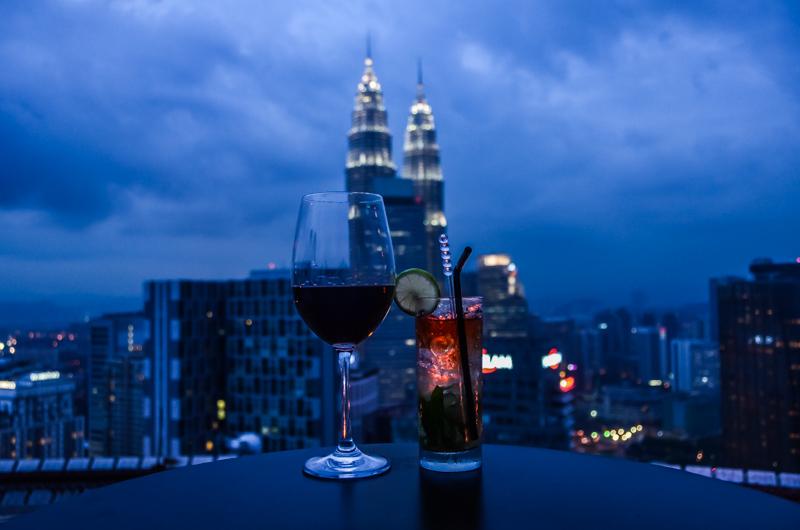 Helipad-Kuala-Lumpur-Malasia