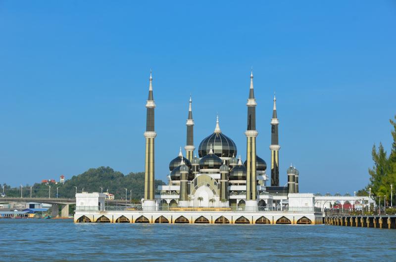 Mezquita-Cristal-Kuala-Malasia
