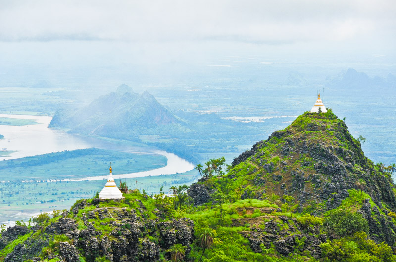 Hpa-An-Pagoda-Myanmar-Birmania