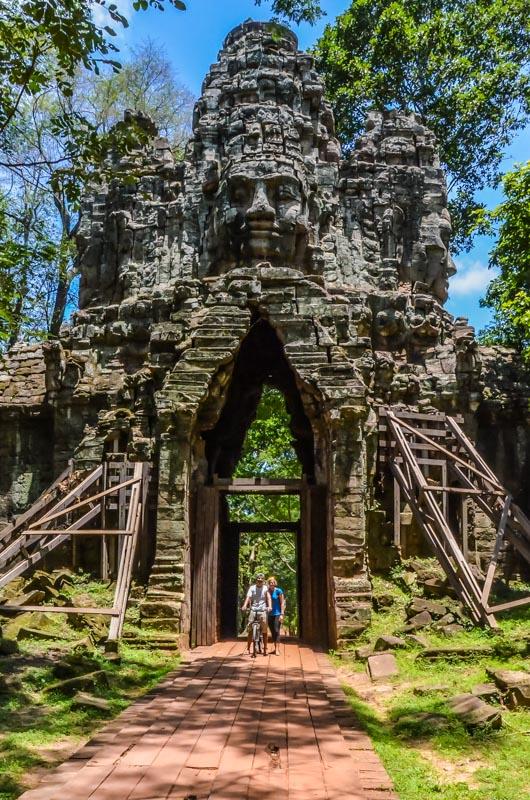 Angkor-Camboya-Bicicleta