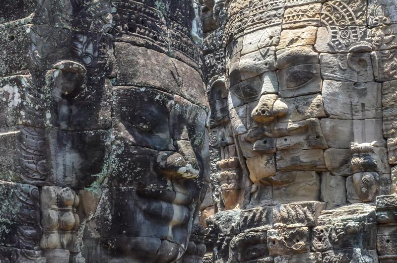 Bayon-Templos-Angkor-Camboya