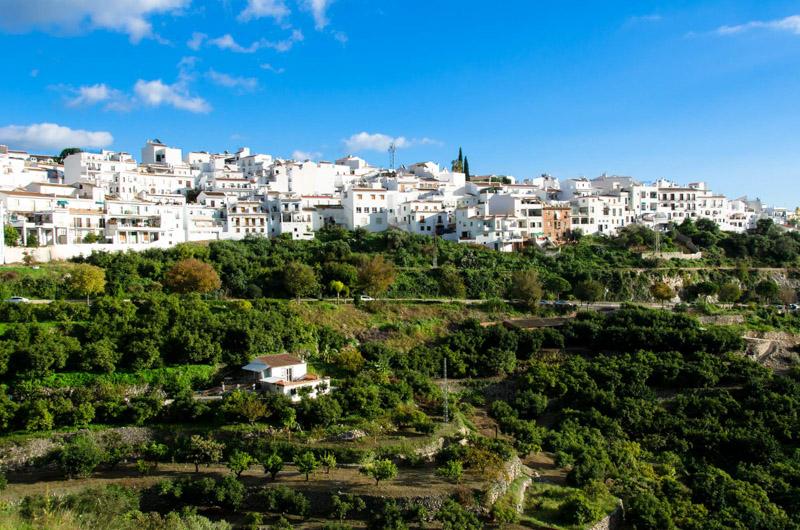 Frigiliana-Malaga