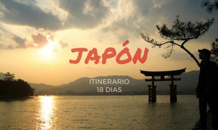 Itinerario Japón: Ruta de 18 días para viajar por tu cuenta
