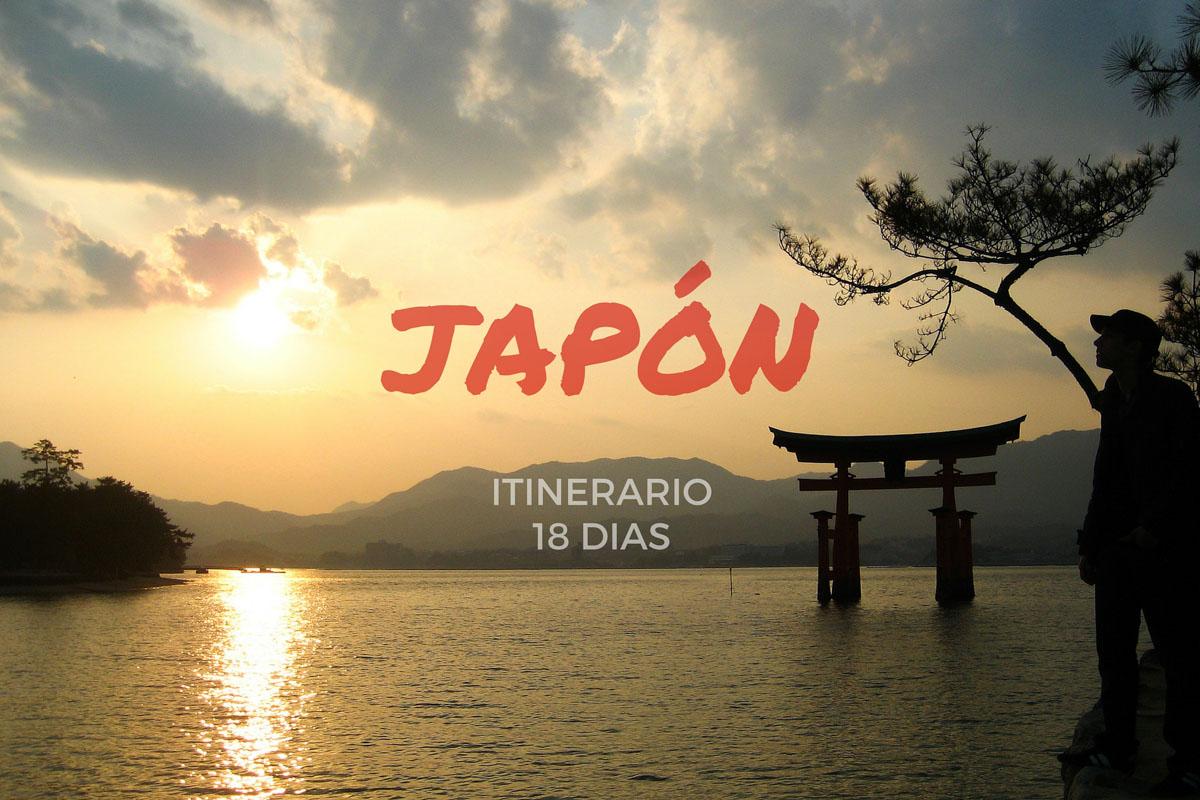 Japon-Itinerario-18-dias