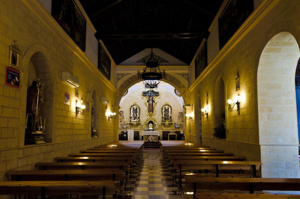 iglesia-frailes-jaen