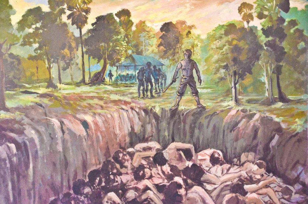 pintura-genocidio-camboya-jemeres-rojos