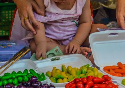 festival vegetariano de Bangkok-5287