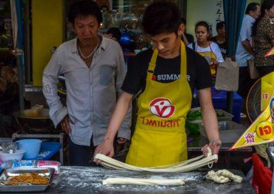 festival vegetariano de Bangkok-5300