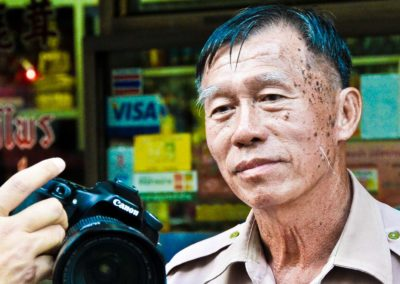 festival vegetariano de Bangkok-5309