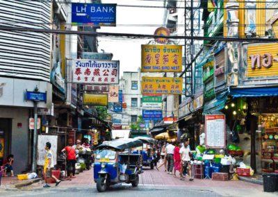 festival vegetariano de Bangkok-5313