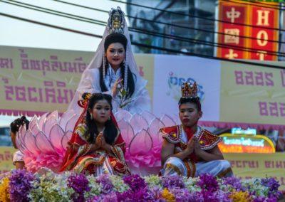 festival vegetariano de Bangkok-5457