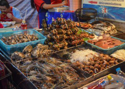 festival vegetariano de Bangkok-5507