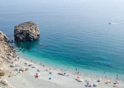 Playa de la Rijana (Granada)
