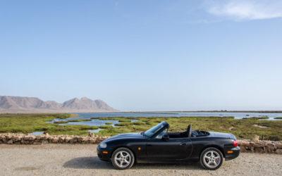 Ruta en coche por la Costa de Almería y Cabo de Gata