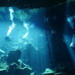 Chac Mool, mi primer buceo en cenotes