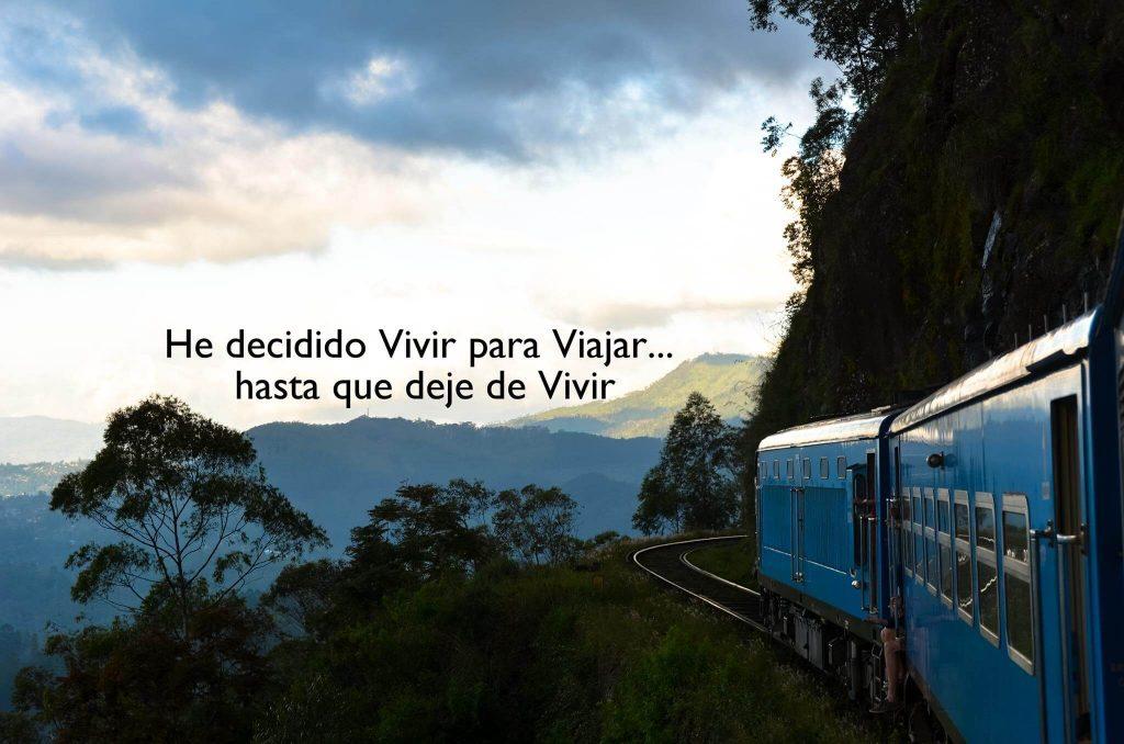Tren Tierras Altas Sri Lanka