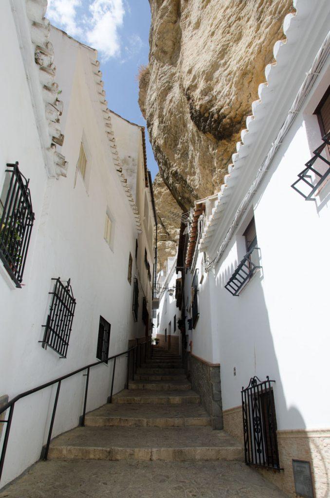 Calle Herreria - Setenil de las Bodegas