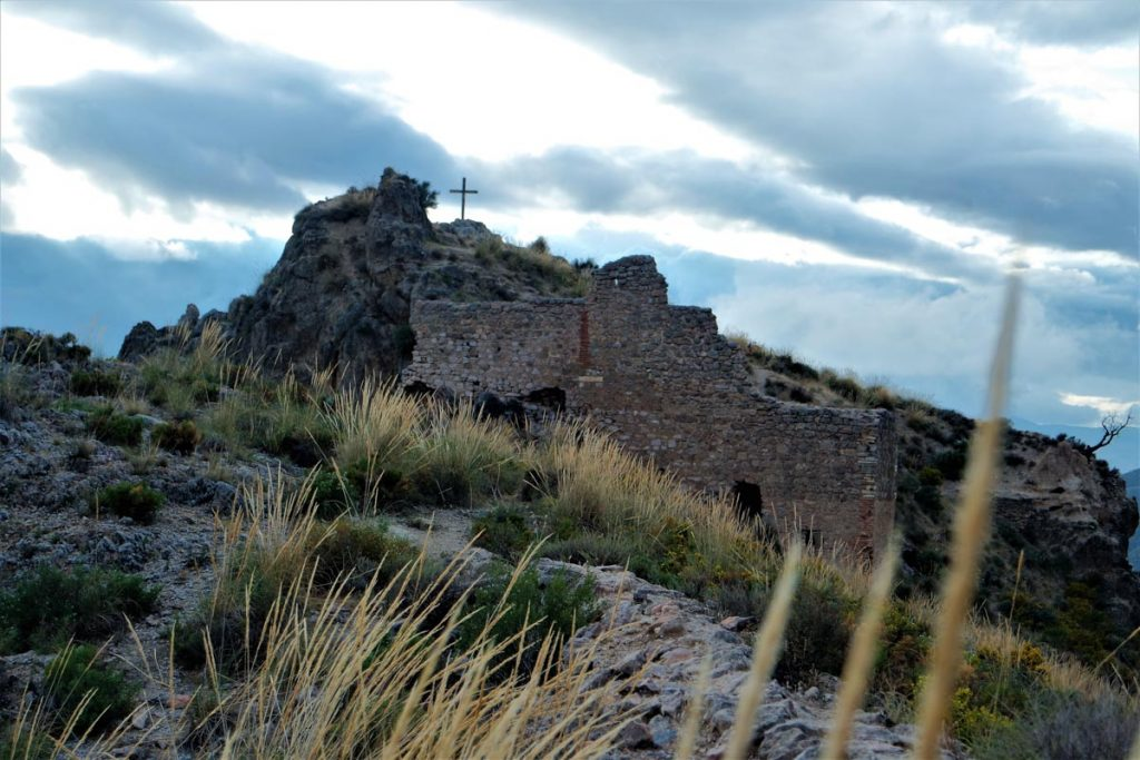 Castillo-de-Soraya-en-Mondújar