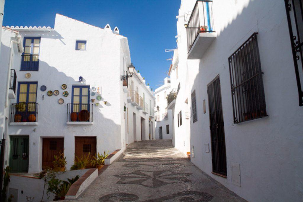 El pueblo de Frigiliana. El viaje me hizo a mi. Blog de viajes. Pueblos de Málaga