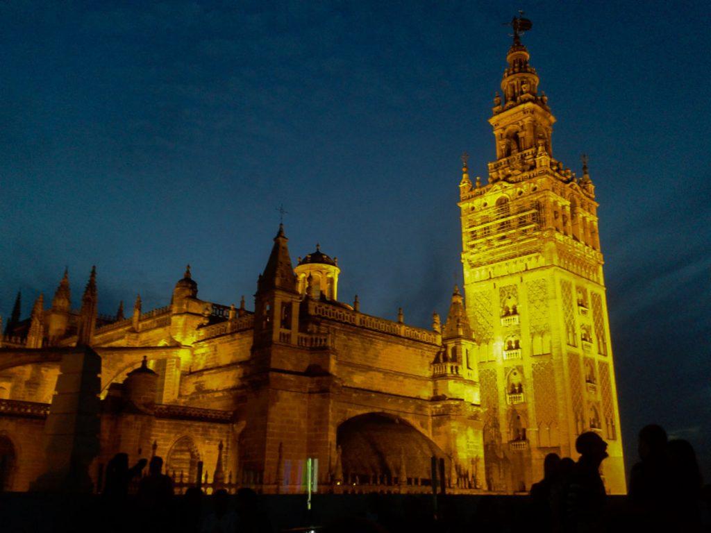 Sevilla - El Viaje de Lu
