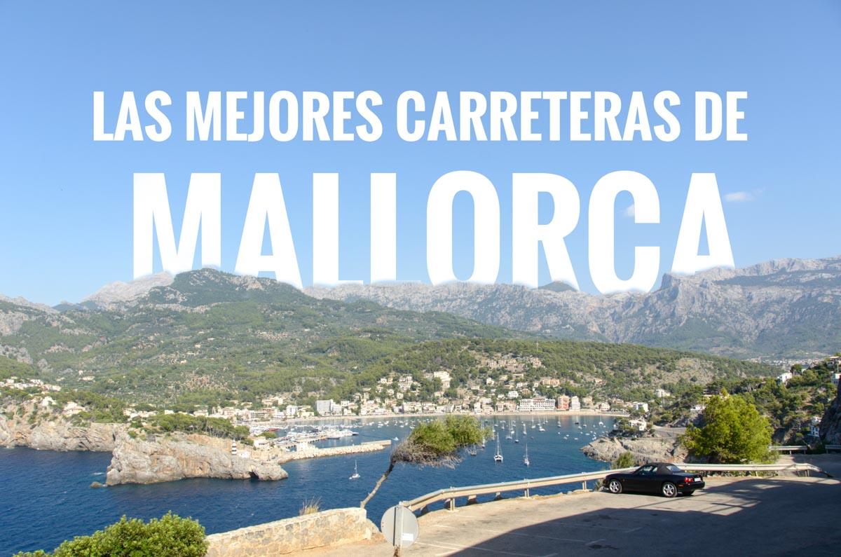 Mapa Carreteras De Mallorca.Las Mejores Carreteras De Mallorca Mapa Interactivo Vivir Para Viajar