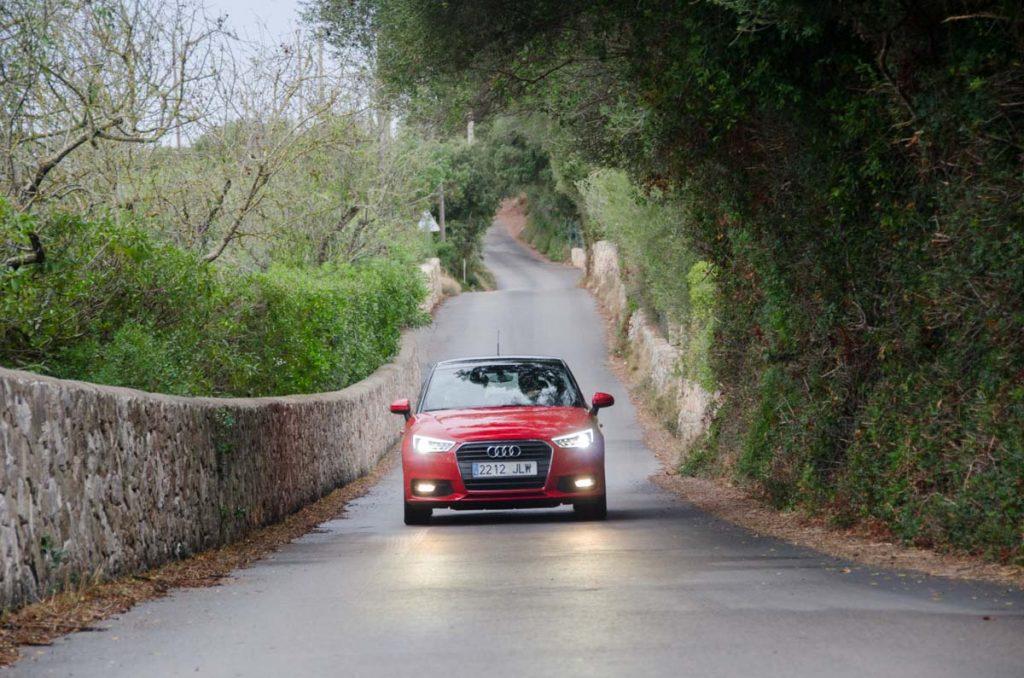 Carretera interior de Mallorca