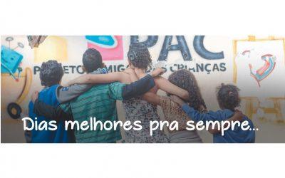 Ayuda Material y Voluntariado en PAC, Sao Paulo, Brasil