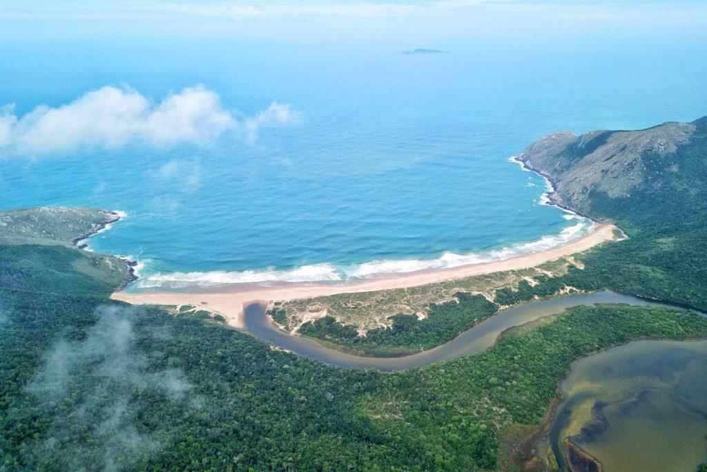 Playa de Lagoinha do Leste, Florianópolis
