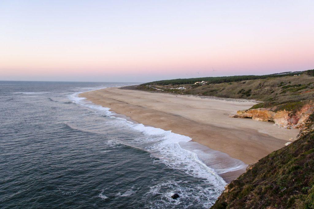 playa de Nazare
