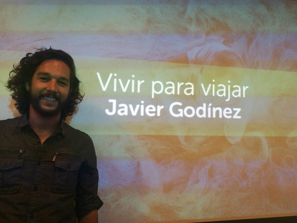 Javier Godinez en Turismo Reponsable