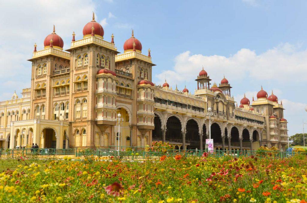 Palacio de Mysore, India